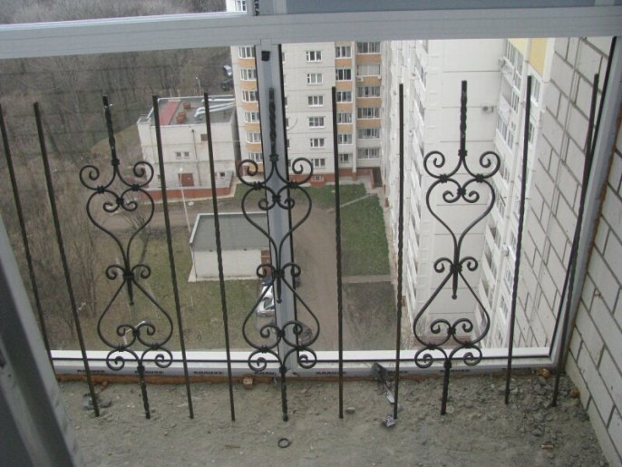 для ограждения на балкон