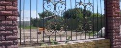Заборы Ковка Фото